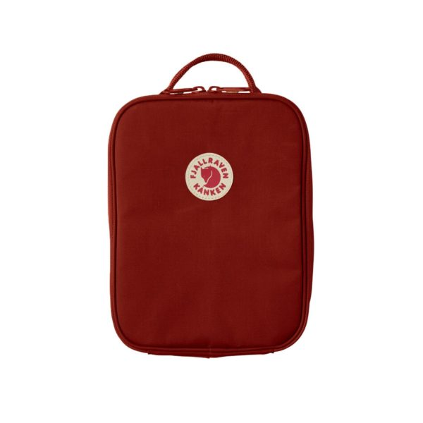 Fjallraven Kanken Cooler Lunch Bag Ox Red