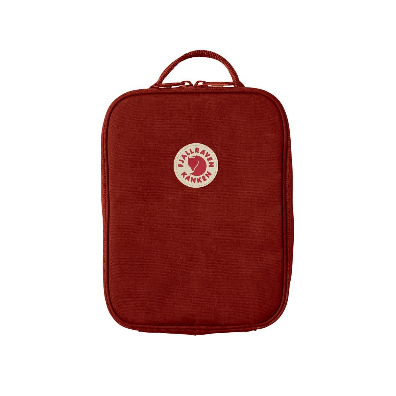 Fjallraven Kanken Cooler Lunch Bag Ox Red