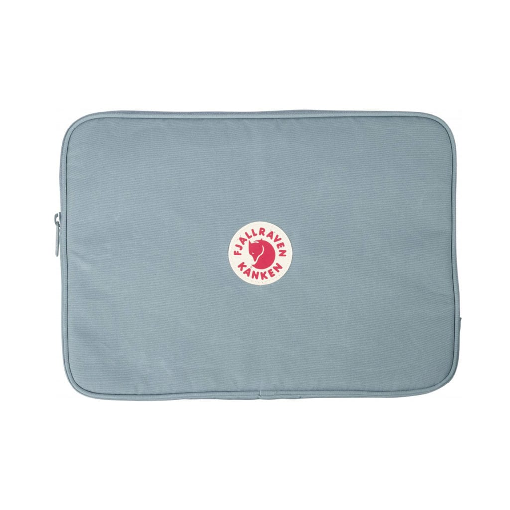 "Fjallraven Kanken 13"" Laptop Case Frost Green"