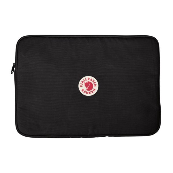 "Fjallraven Kanken 15"" Laptop Case Black"