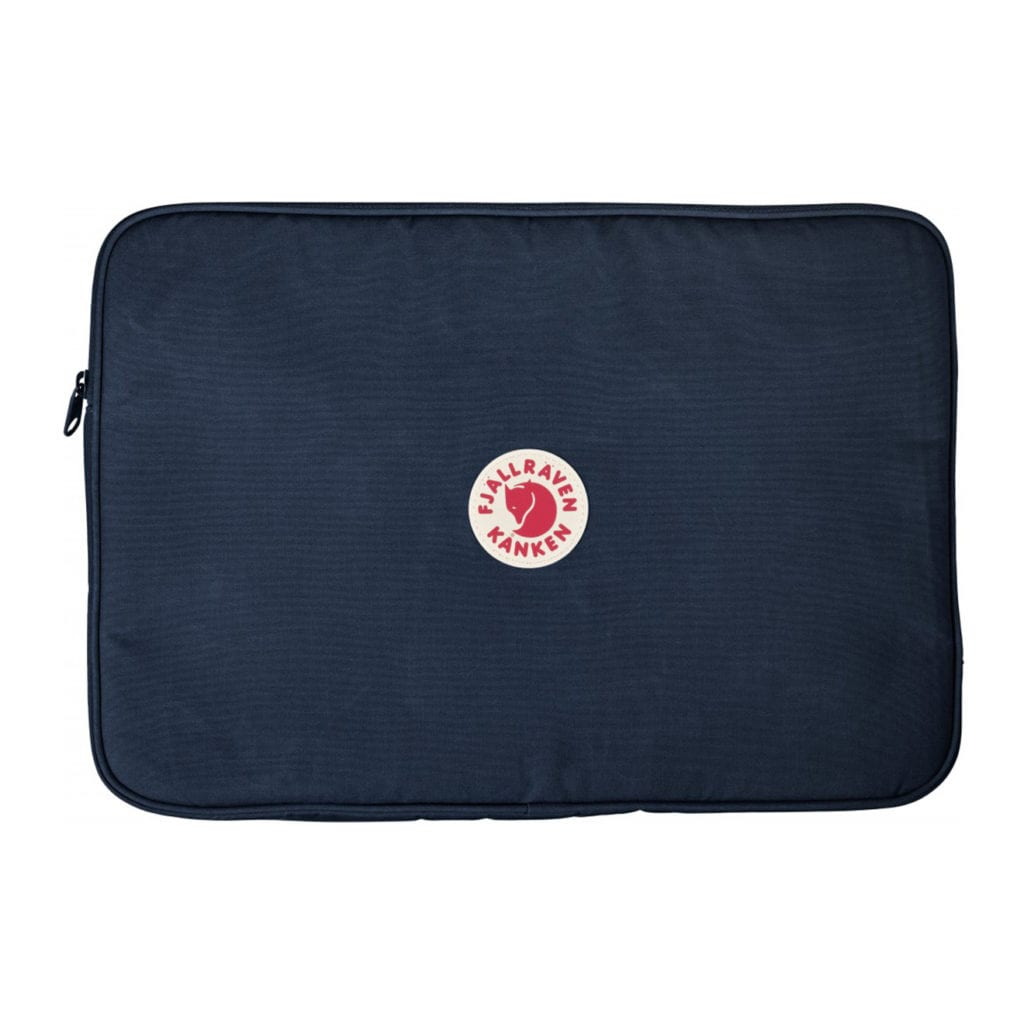 "Fjallraven Kanken 15"" Laptop Case Navy"