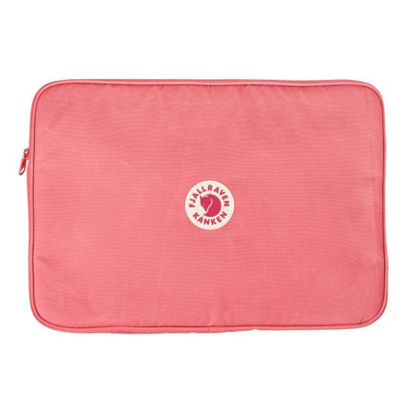 "Fjallraven Kanken 15"" Laptop Case Peach Pink"