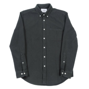 Portuguese Flannel Suave Shirt Green