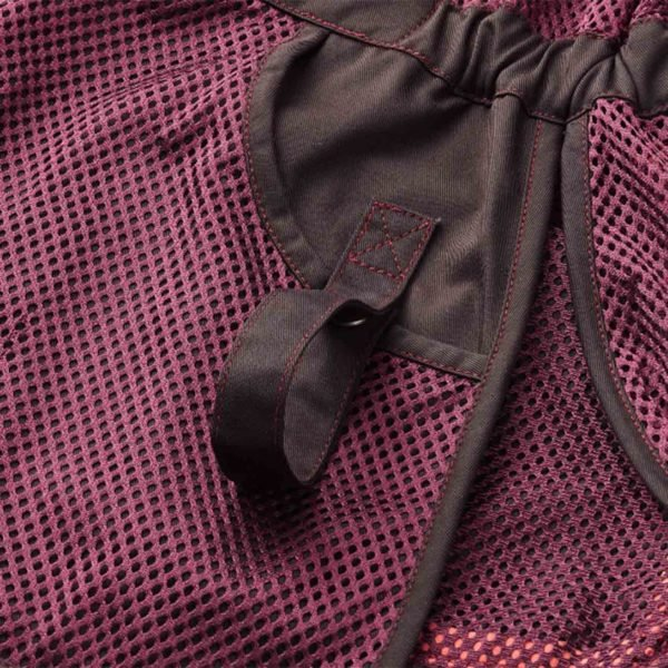Seeland Womens Skeet Waistcoat Black Bean