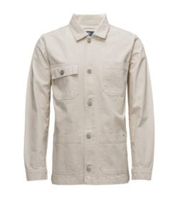 Wood Wood Ludo Jacket Off White