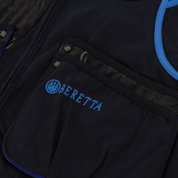 Beretta Sporting Vest Blue Total Eclipse