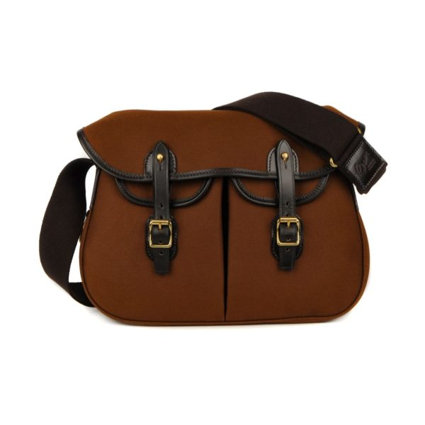 Brady Ariel Small Trout Fishing Bag Hazelnut