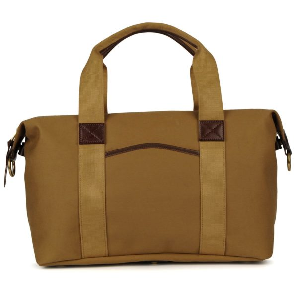 Brady Captains Holdall Khaki