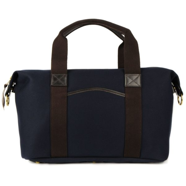 Brady Captains Holdall Navy
