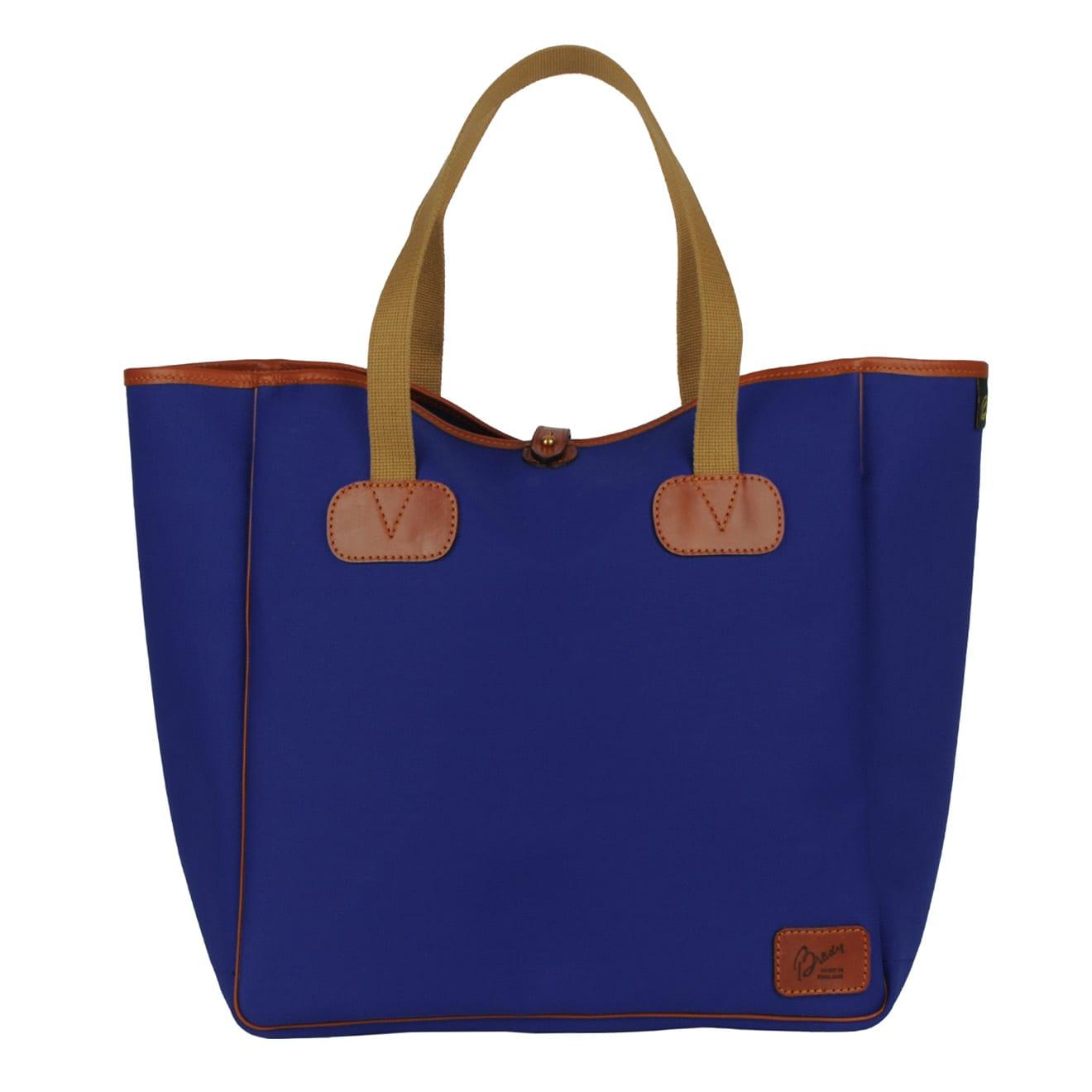 Brady Classic Tote Bag Light Blue