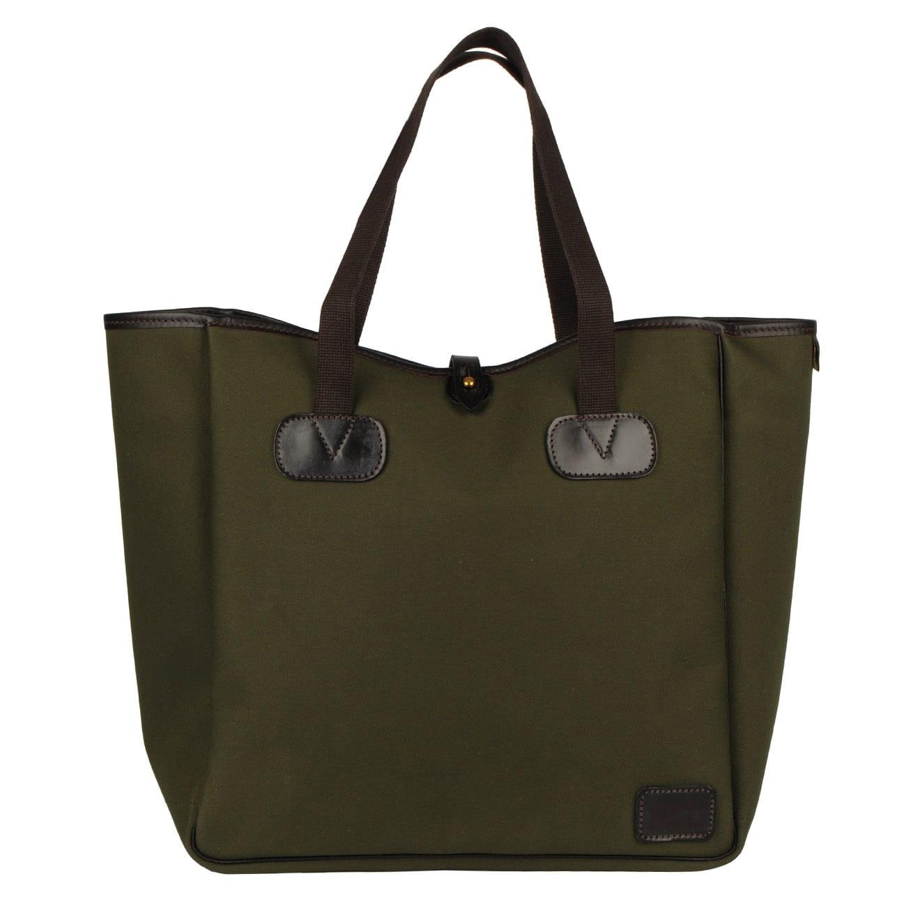 Brady Classic Tote Bag Olive