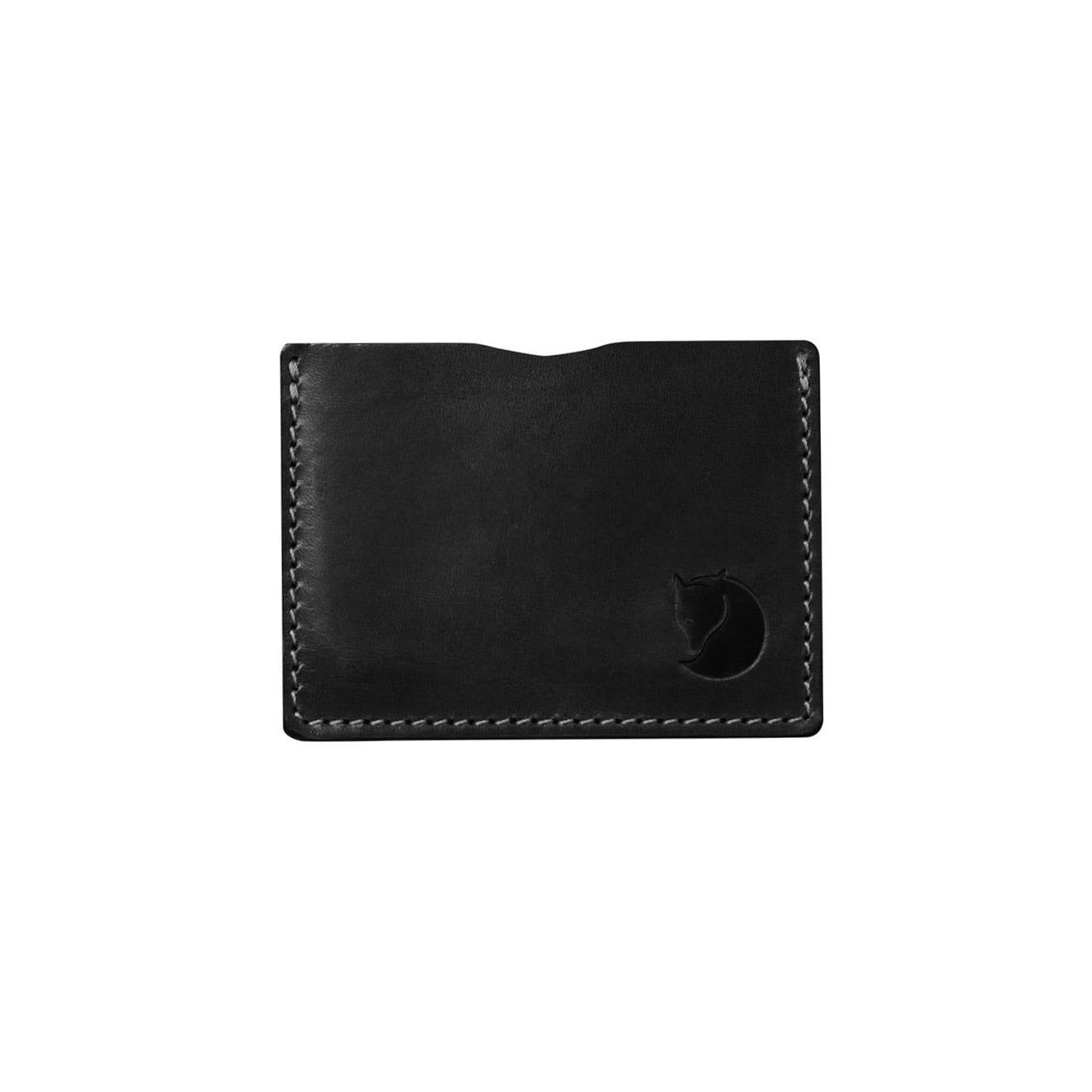 Fjallraven Ovik Card Holder Black
