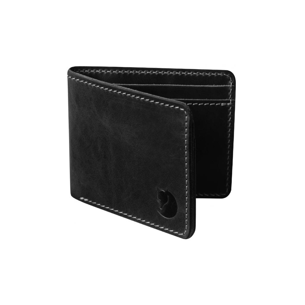 Fjallraven Ovik Wallet Black