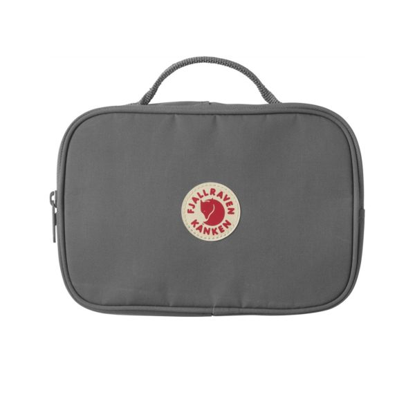 Fjallraven Kanken Toiletry Bag Super Grey