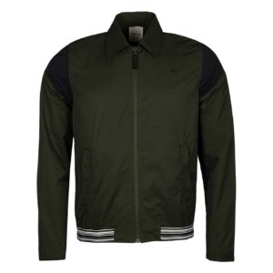 Wood Wood Charles Jacket Dark Green