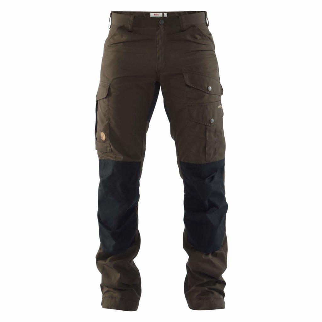 Fjallraven Vidda Pro Trousers Regular Dark Olive