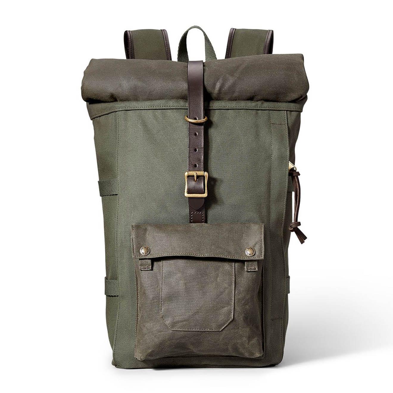 Filson Rolltop Backpack Otter Green