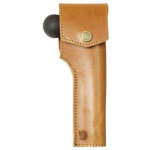 Fjallraven Bolt Case Leather Cognac