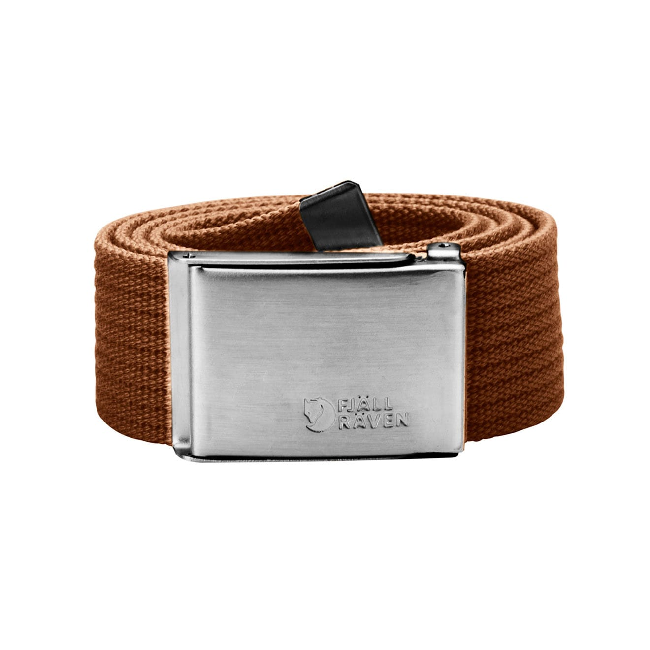 Fjallraven Canvas Belt Chestnut