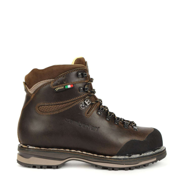 Zamberlan 1025 Tofane Gore-Tex Welted Boot Waxed Dark Brown