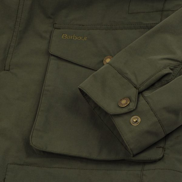 Barbour Cookney Jacket Olive
