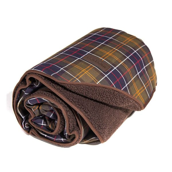 Barbour Dog Blanket Classic/Brown