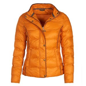 Barbour Womens Gondola Quilted Jacket Marmalade