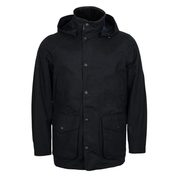Barbour Mallaig Jacket Navy