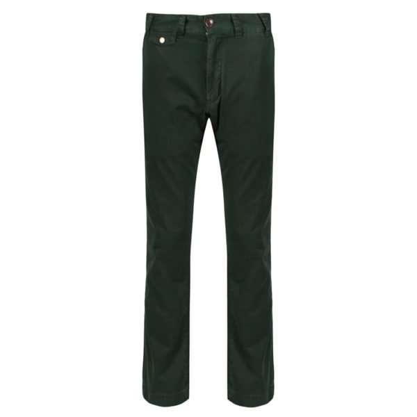 Barbour Neuston Twill Trousers Seaweed