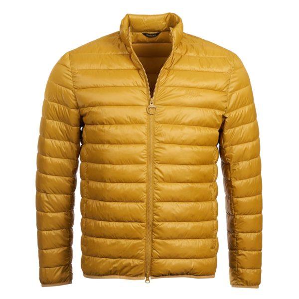Barbour Penton Quilt Jacket Lunar Yellow