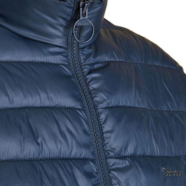 Barbour Penton Quilt Jacket Navy