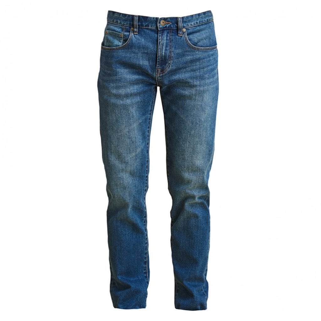 Barbour Stretch Slim Fit Jeans Heavy Stone Wash