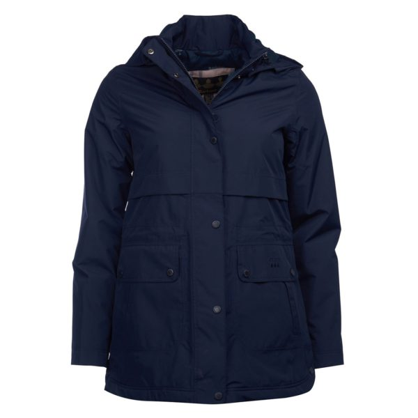Barbour Womens Altair Jacket Navy