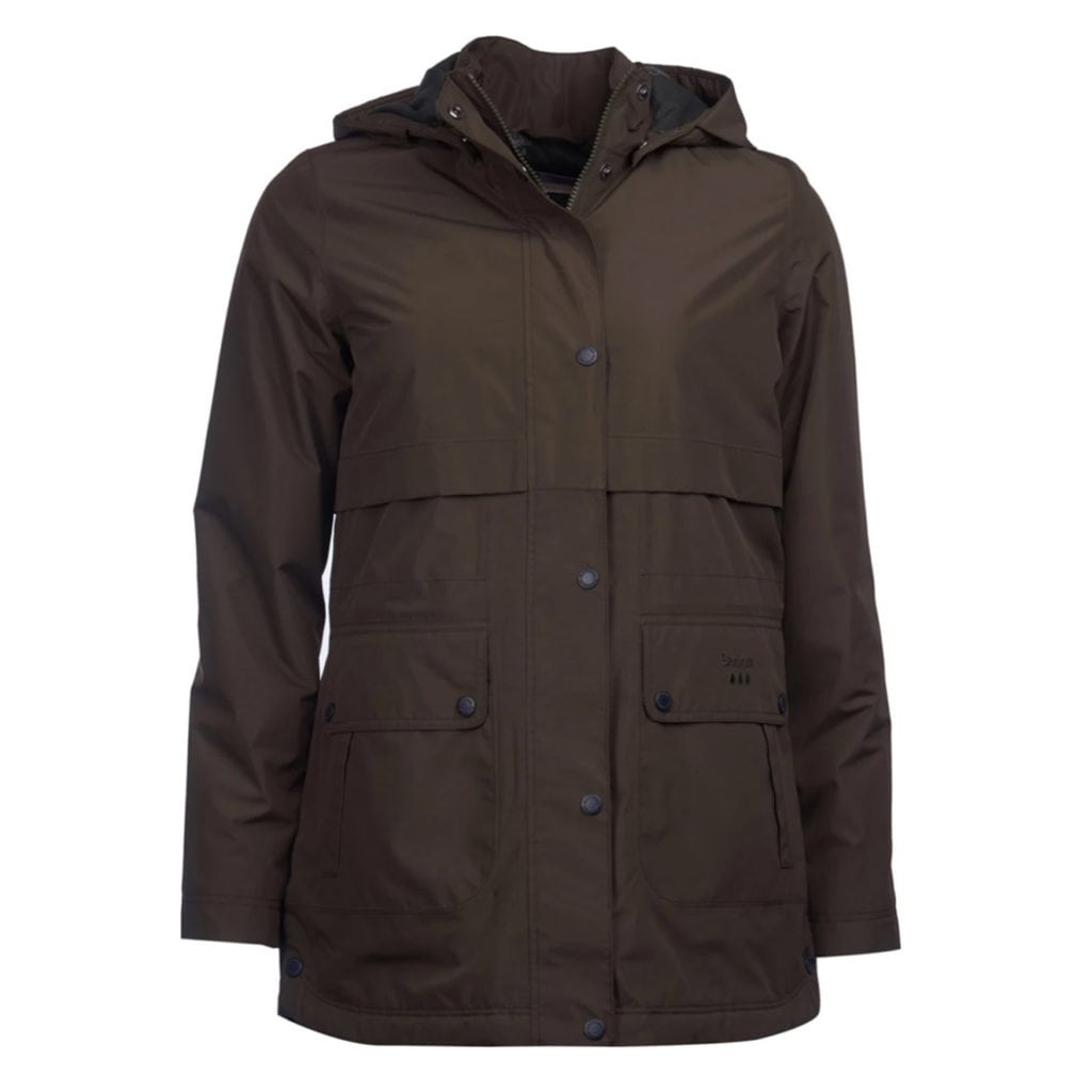 Barbour Womens Altair Jacket Olive