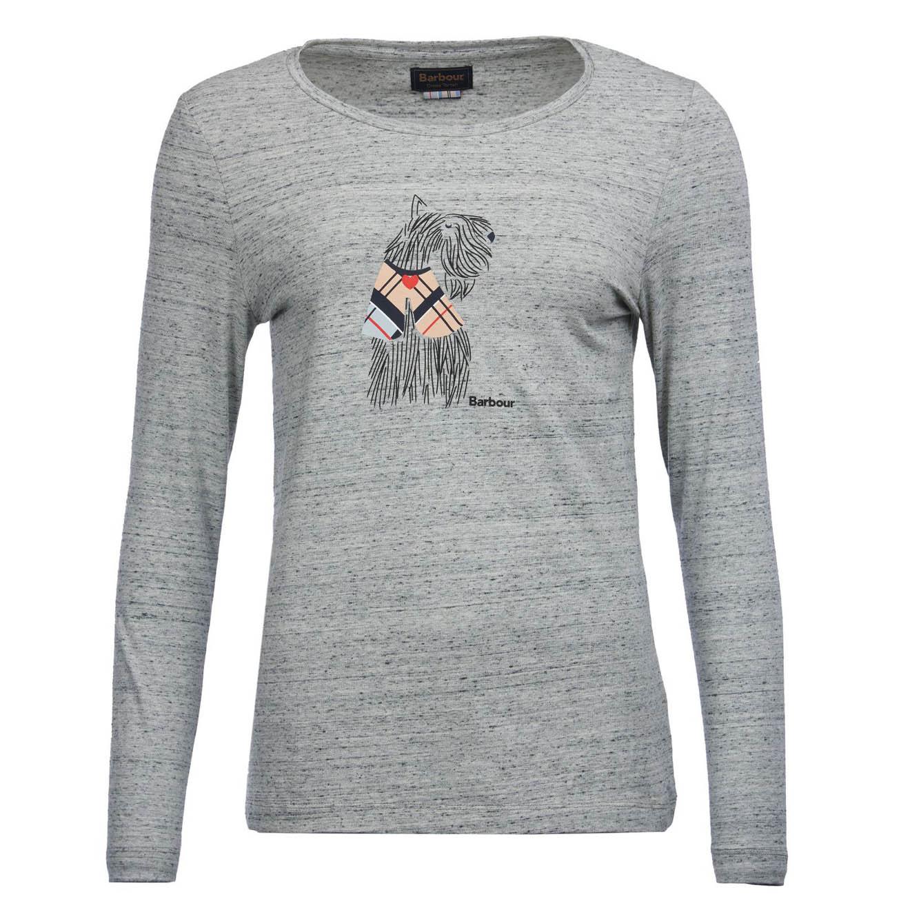Barbour Womens Bettyhill Long Sleeve T-Shirt