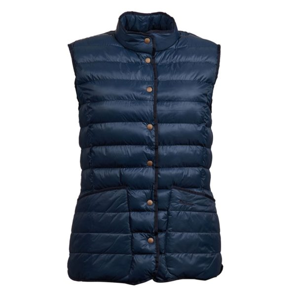 Barbour Womens Carlton Gilet Navy