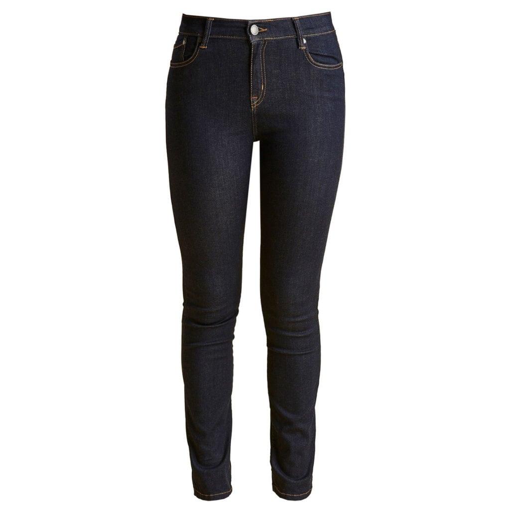 Barbour Womens Essential Slim Jeans Rinse