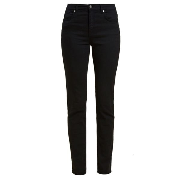 Barbour Womens Essential Slim Trousers Black