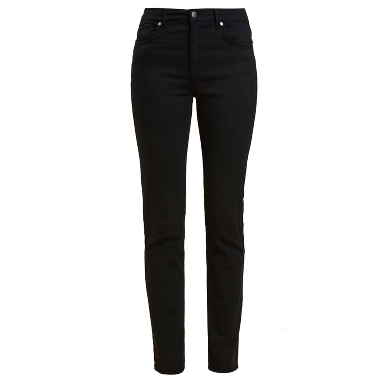 Barbour Womens Essential Slim Trousers Black