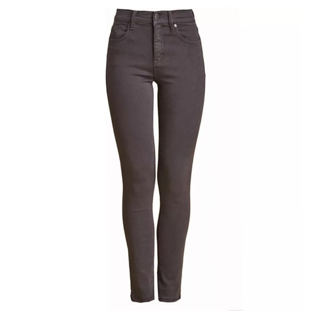 Barbour Womens Essential Slim Trousers Carbon