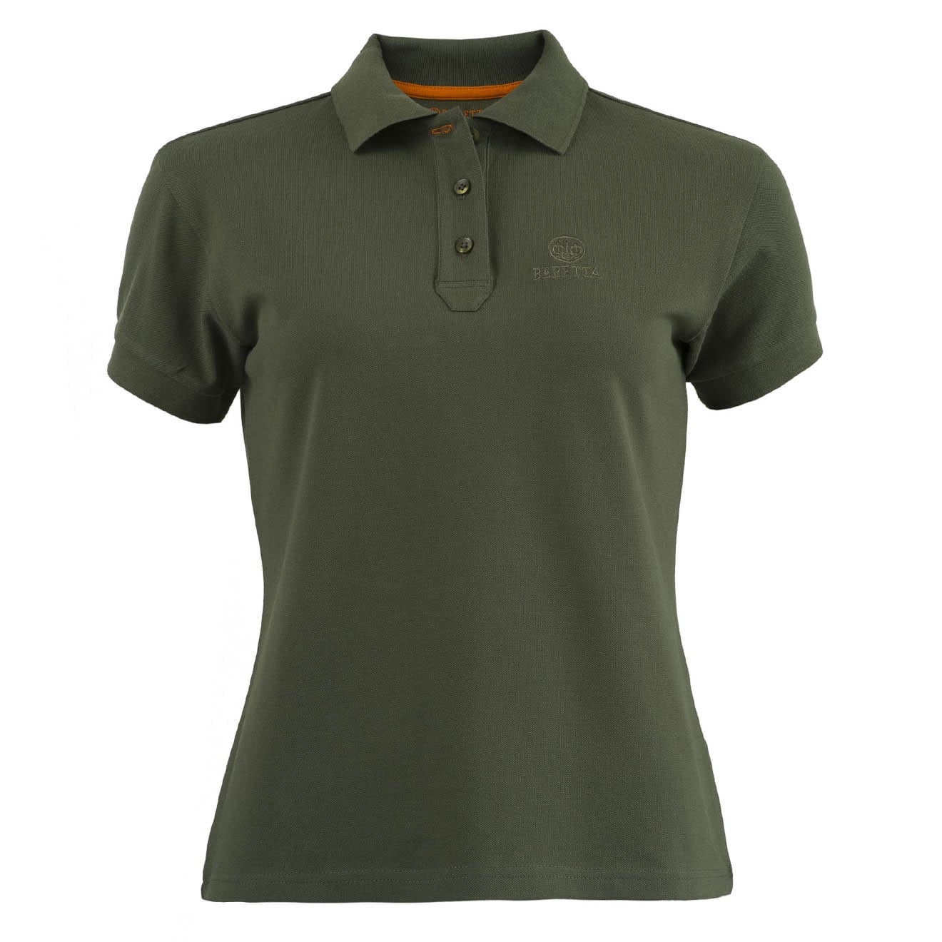 Beretta Corporate Polo Shirt Green Leaf