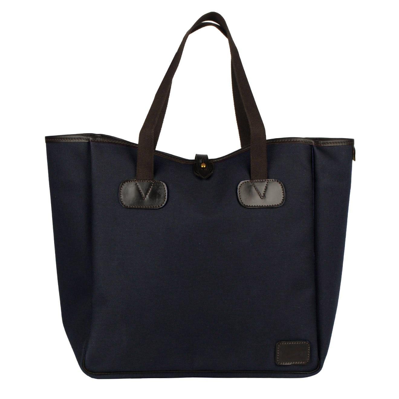 Brady Classic Tote Bag Navy