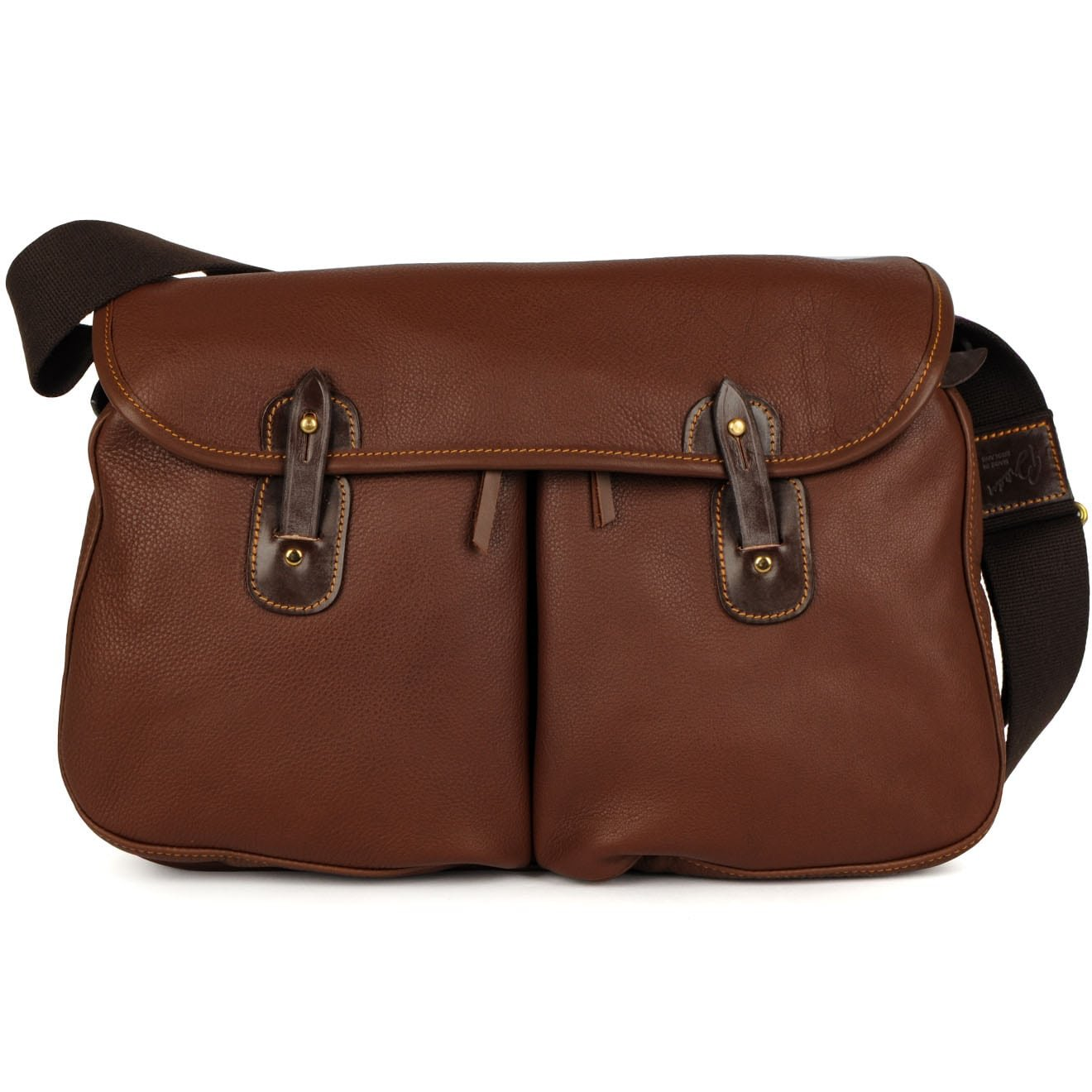 Brady Gelderburn Bag Chestnut Leather