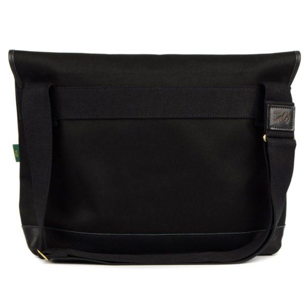 Brady Maclaren Shoulder Bag Black Leather