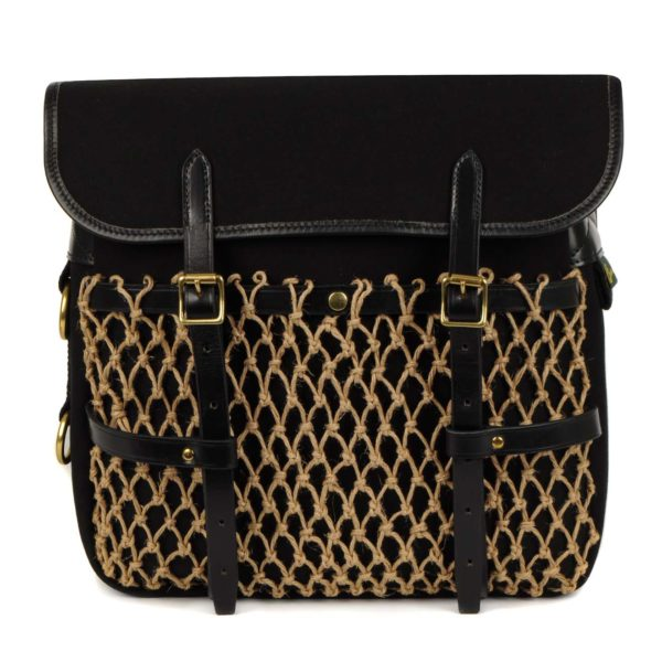 Brady Sutherland Bag With Net Black