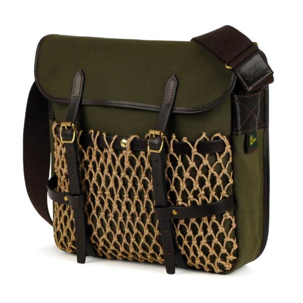 Brady Sutherland Bag With Net Olive