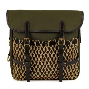 Brady Sutherland Bag With Net Olive