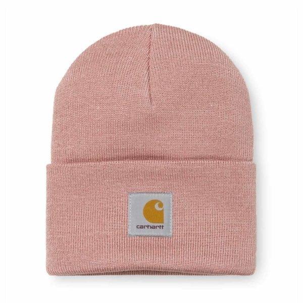 Carhartt Acrylic Watch Hat Soft Rose