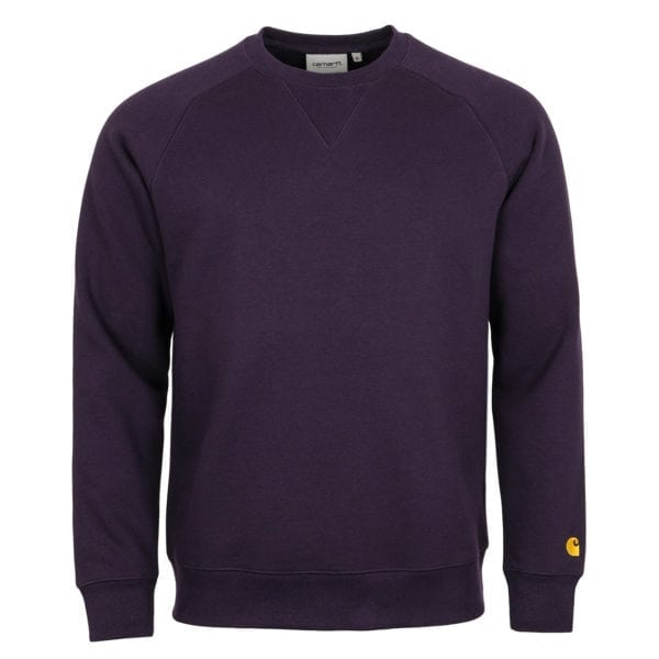 Carhartt Chase Sweat Lakers / Gold