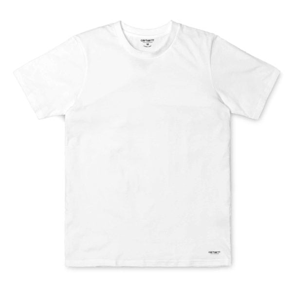 Carhartt Crew Neck T-Shirt 2-Pack White and Navy